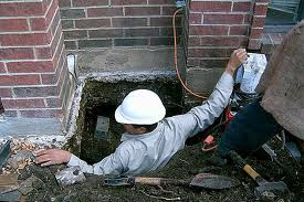 foundation repair companies,  cracked foundation repair