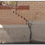 cracked foundation repair, foundation repair