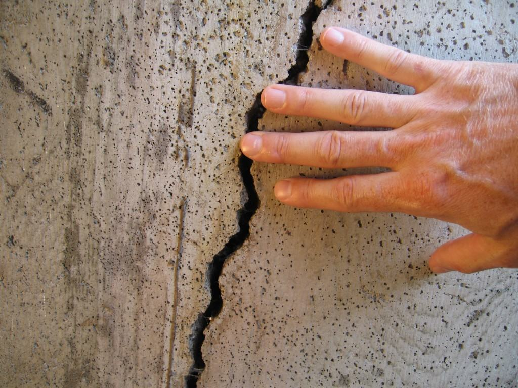 Foundation Repair, Cracked Foundation Repair