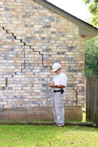 cracked foundation repair